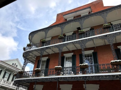 Labranche mansion French Quarter