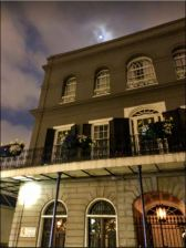 LaLaurie Mansion at night