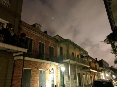 Next to LaLaurie House