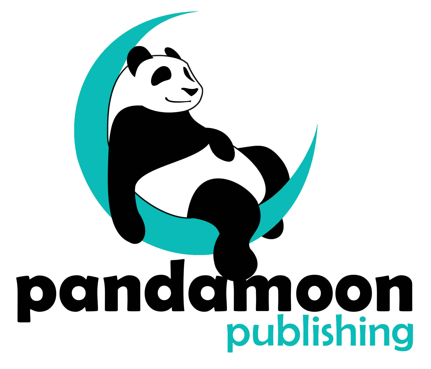 final blue panda moon logo