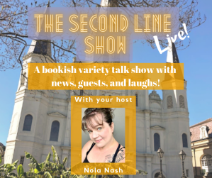 Copy of Second Line Show cover (1)